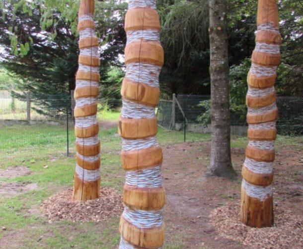 Biennale de Sologne «Lombricus terrestris»
