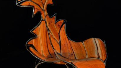 «Le fauteuil feuille»