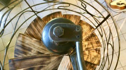 «Escalier Nautilus»